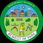 Bewegt im Park Logo