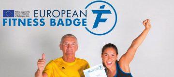 European Fitness Badge