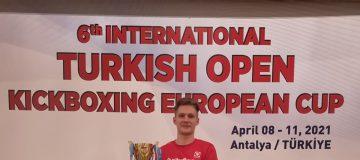 Europameister Raphael Wassertheurer (WKC-Velden)