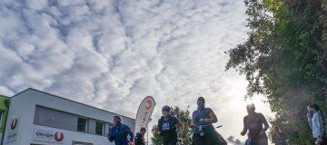 LäuferInnen beim Charitylauf