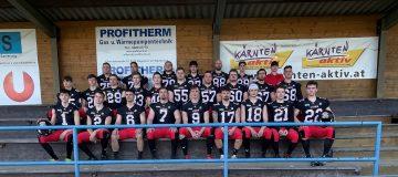 Mannschaft der Carinthian Lions