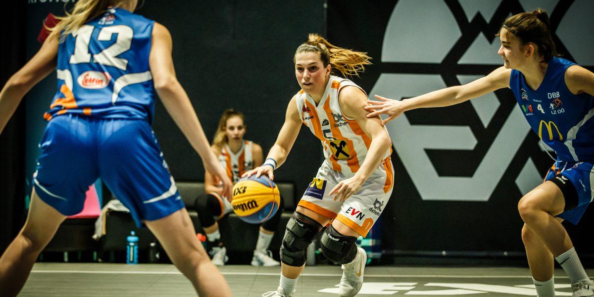 Basketball Frauen Lise Zderadicka