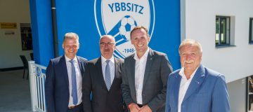 Sporthauseröffnung des USV Ybbsitz