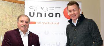 Raimund Hager und Markus Skorsch