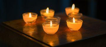 5 Kerzen