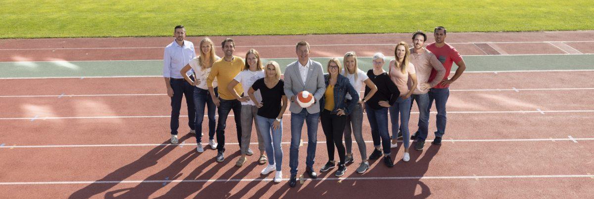 Team der SPORTUNION NÖ