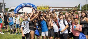 Uniqa Trendsportfestival Kindergruppe