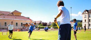 Öffnung für Nachwuchssport