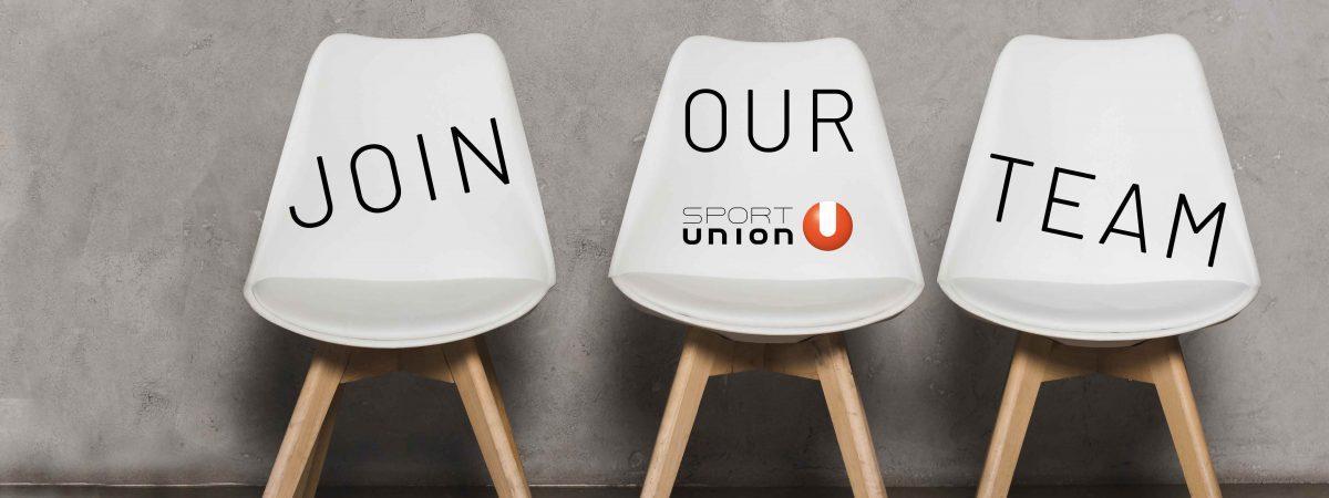 Join our team - Stellenanzeigen