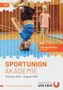 Kursprogramm 2021 der Sportunion Akademie