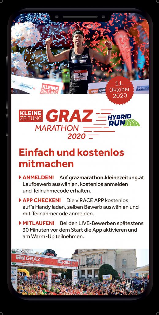 Graz Marathon - Anmeldeinfos