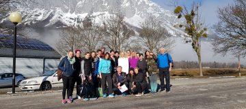 Kursteilnehmer: Fortbildungsmodul zum Thema Bewegung und Lernen