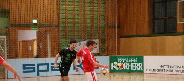 Landeshallenfußballturnier der Landjugend Steiermark
