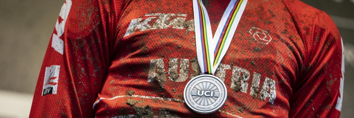 Silber Medaille Trummer 2020