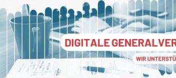 Digitale Generalversammlung