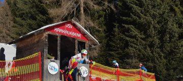 STart beim 26. Krakauer FIS Tage in Krakauebene
