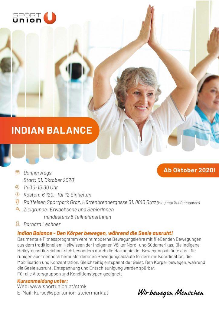Indian Balance