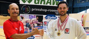 Niki Hörmann - Karategold 2021