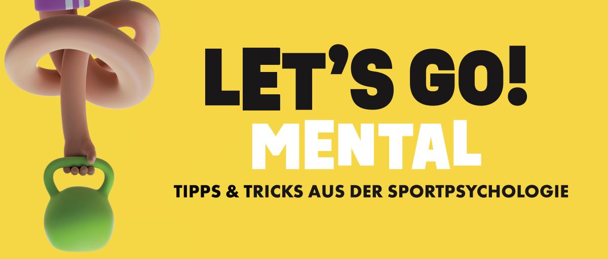 Lets go Mental Workshop