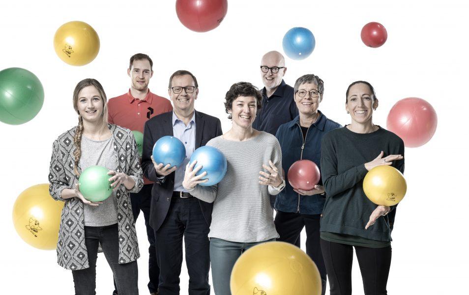Team der SPORTUNION Vorarlberg