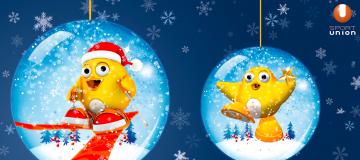 Weihnachtsturnstunde im ORF