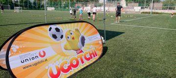 UGOTCHI Summercamp der SPORTUNION Wien