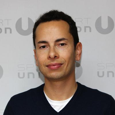 Mitarbeiterfoto Radouane Raddi