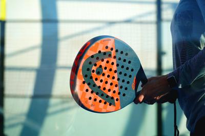 Padel Tennis im Union Trendsportzentrum am Tag des Sports