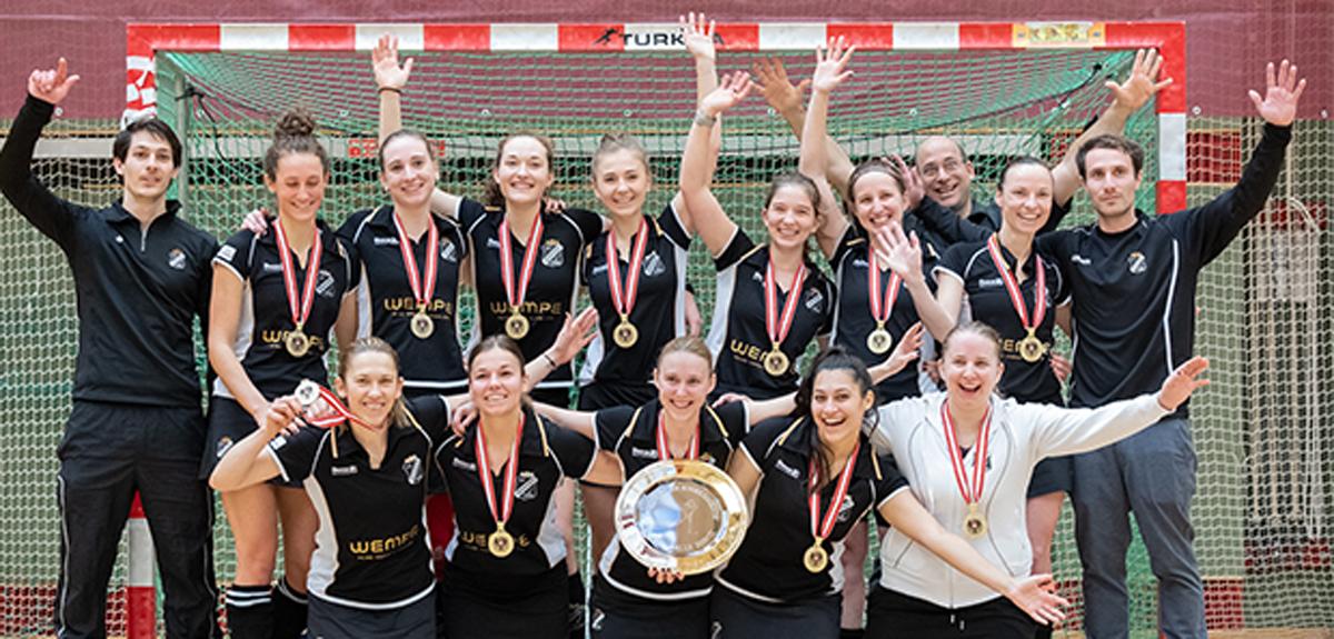 SV Arminen Damen Meister 2021
