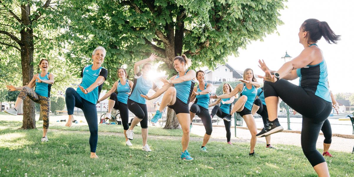 Sommersportoffensive der SPORTUNION Wien