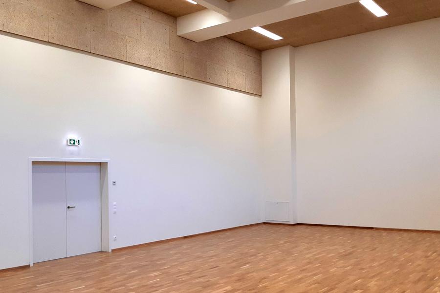 Bewegungsraum der Unionsportzentrum Kaiserebersdorf in Wien