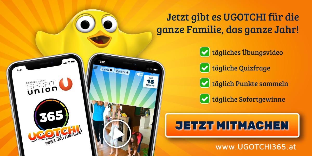 UGOTCHI365 Banner für Newsbeitrag