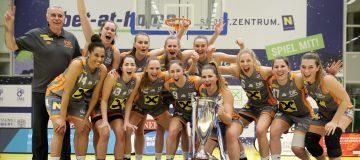 Basketballteam Klosterneuburg Damen