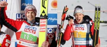 Michael Hayböck und Mario Seidl