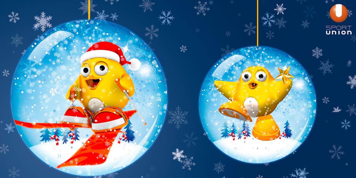 Ugotchi zu Weihnachten