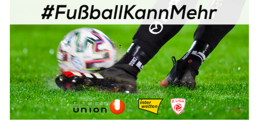Bild - #fußballkannmehr