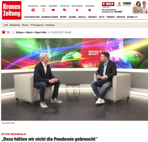 Screenshot: krone.at