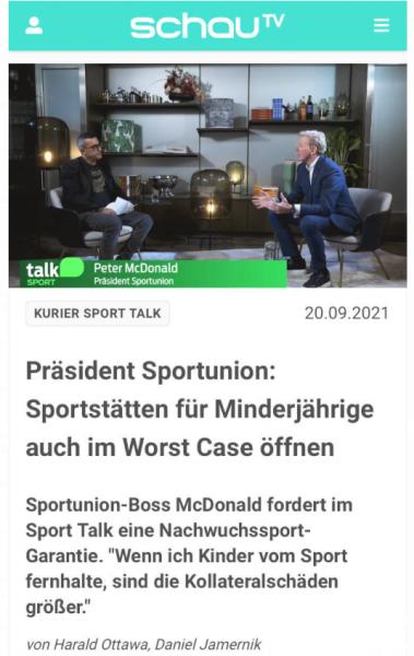 Screenshot: SchauTV