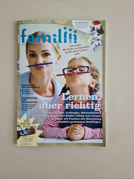 Cover familiii