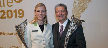 Verena Preiner und Wolfgang Adler