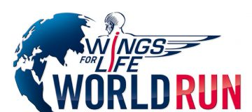Logo Wings for Life Worldrun