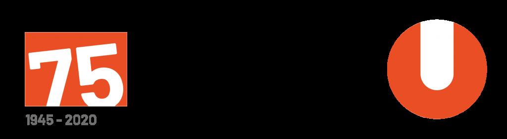 75 Jahre SPORTUNION - Logo