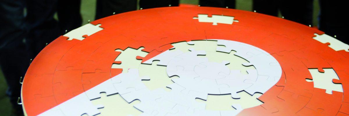 SPORTUNION Kugel Puzzle