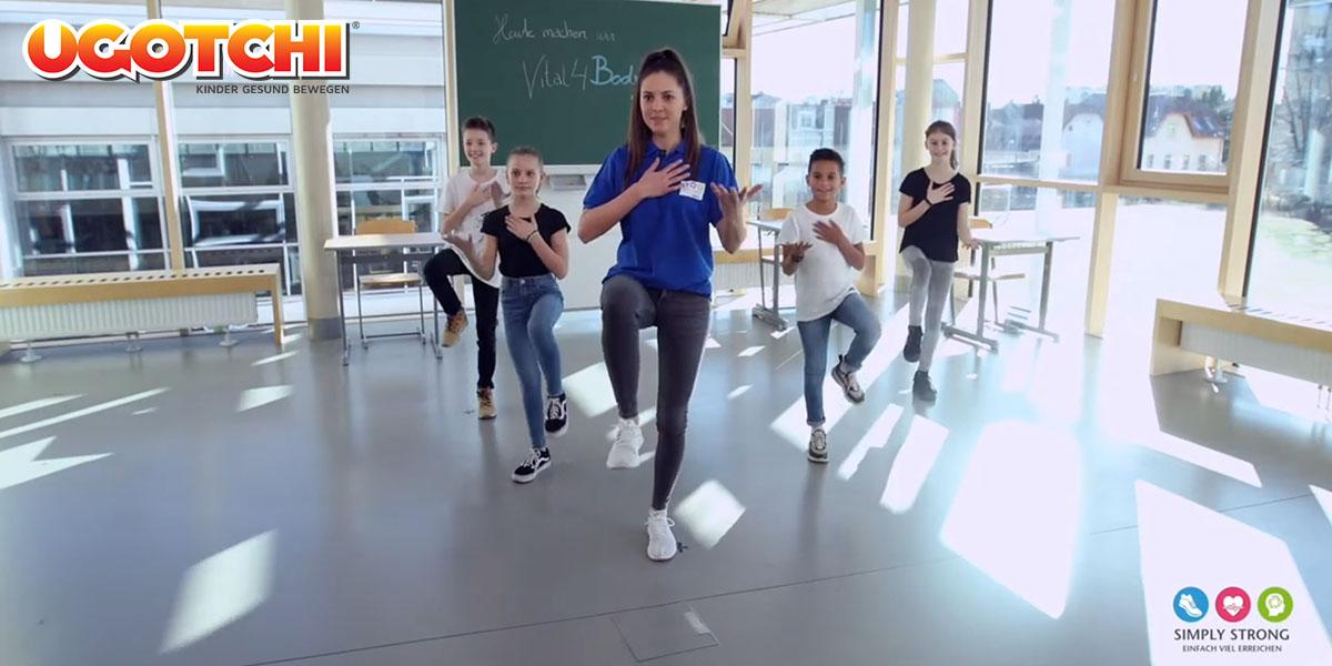 Ugotchi - Punkten mit Klasse