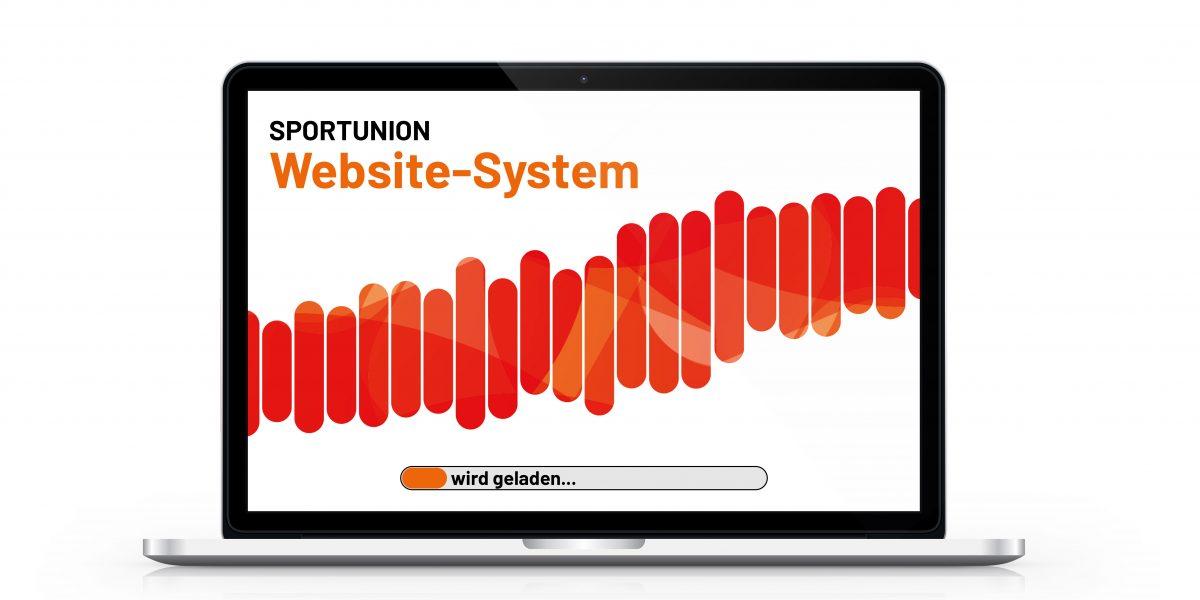 Website-System SPORTUNION