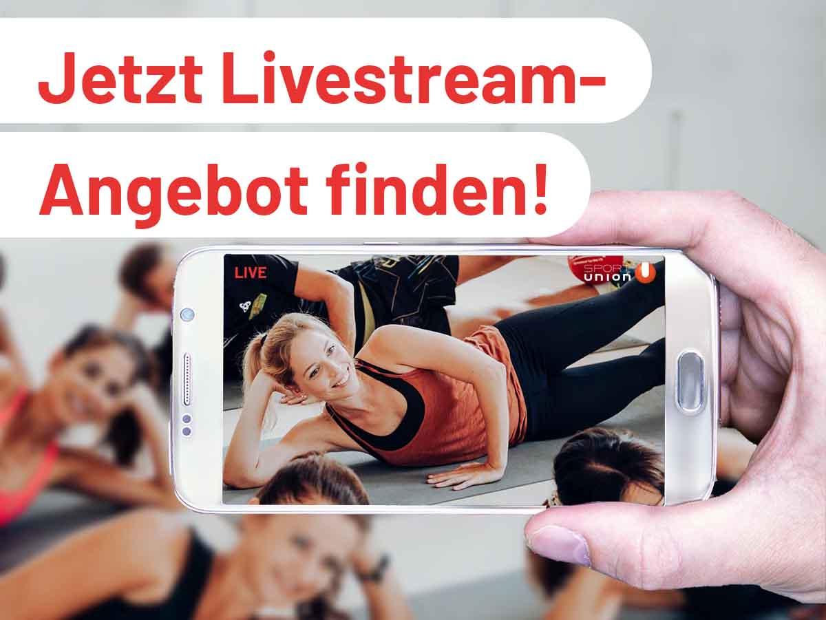 Jetzt Livestream Angebot finden!